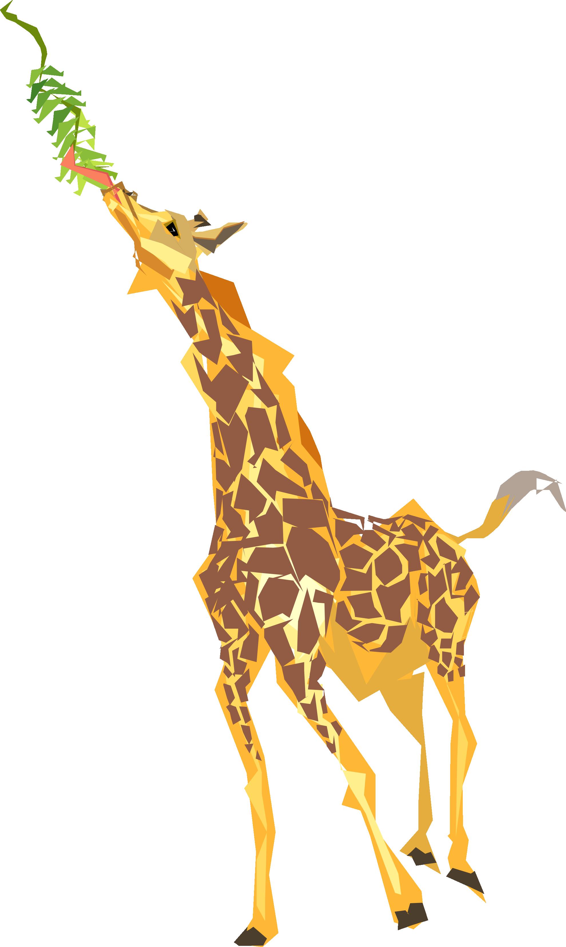 Clip art giraffe clipart