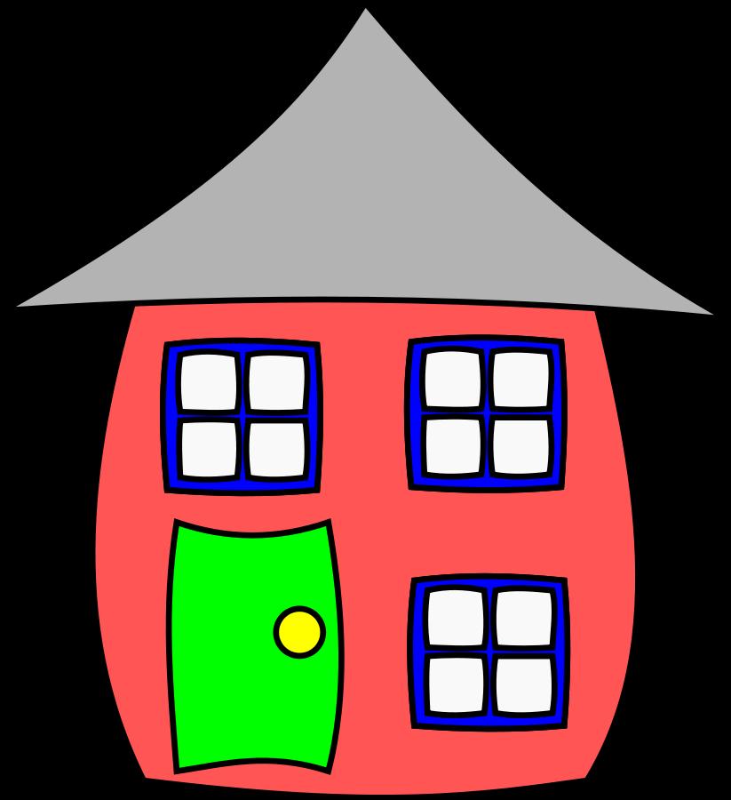 Clip art home clipart