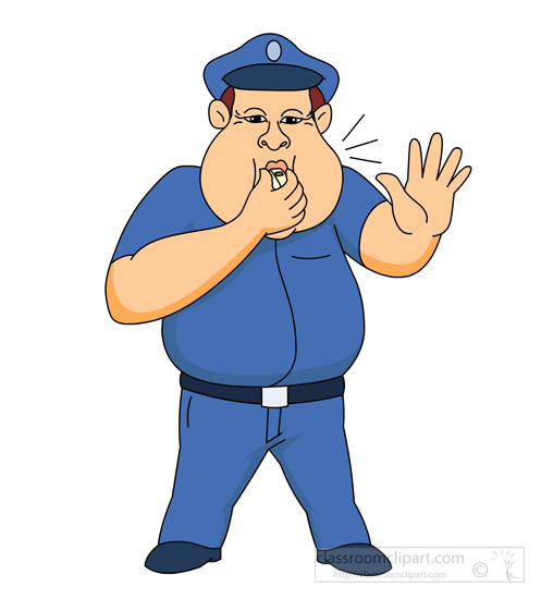 Clip art police clipart 2