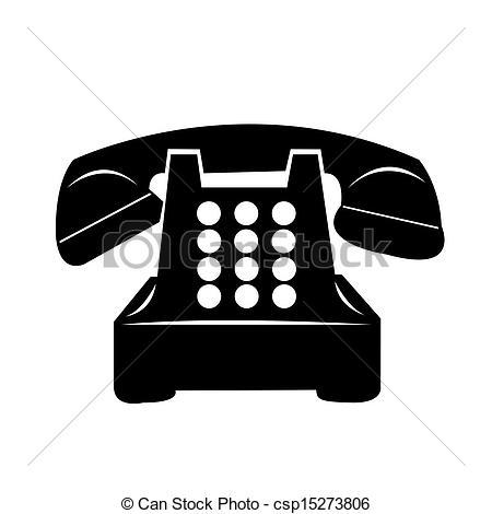 Clip art telephone 2 wikiclipart clip art telephone 2 sciox Gallery