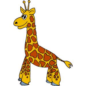 Clipart giraffe free clipartfest 4