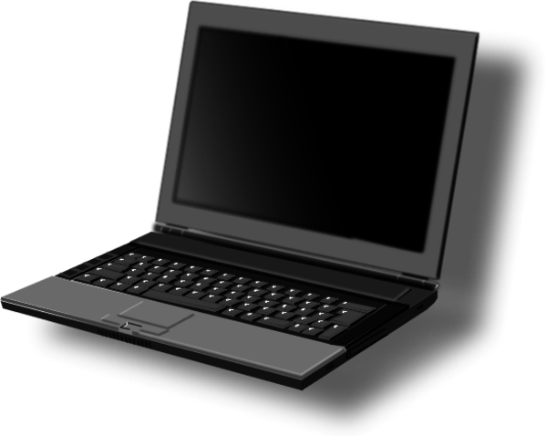 Clipart laptop clipart 2