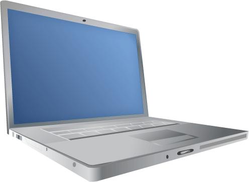 Clipart laptop clipart 3