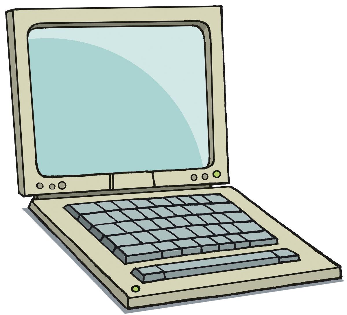 Clipart laptop clipart 5
