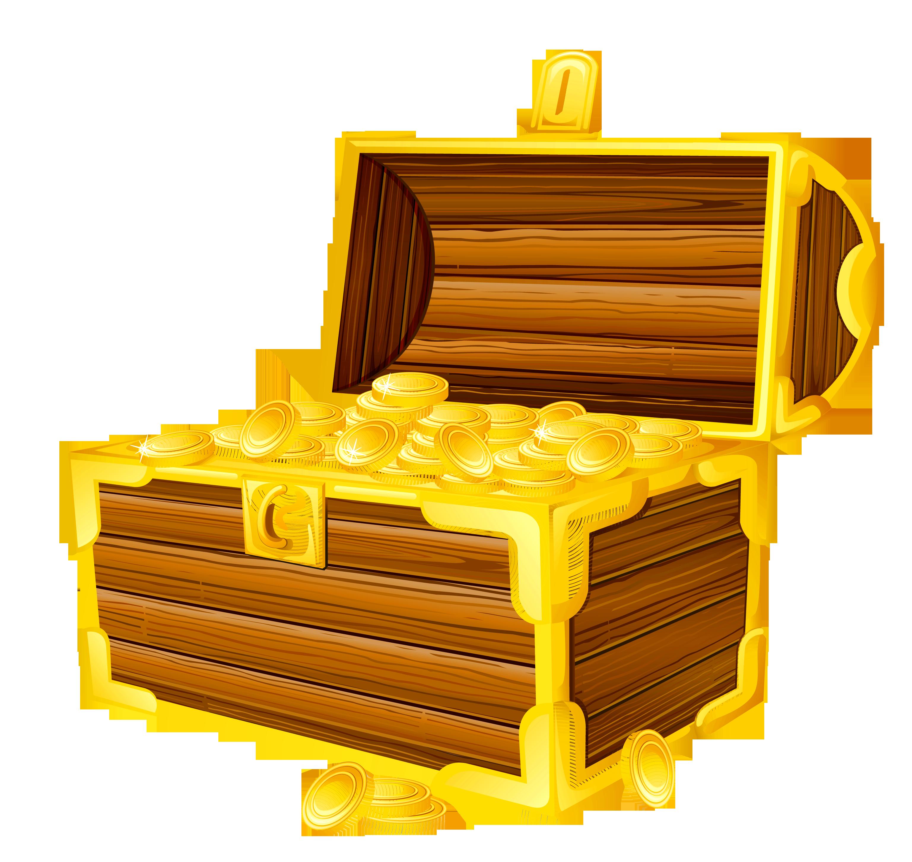 Clipart treasure chest clipartfest 4