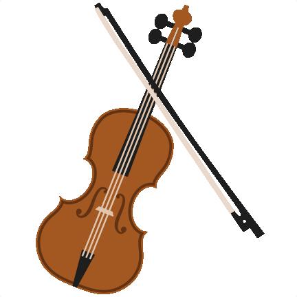 Clipart violin clipartfest