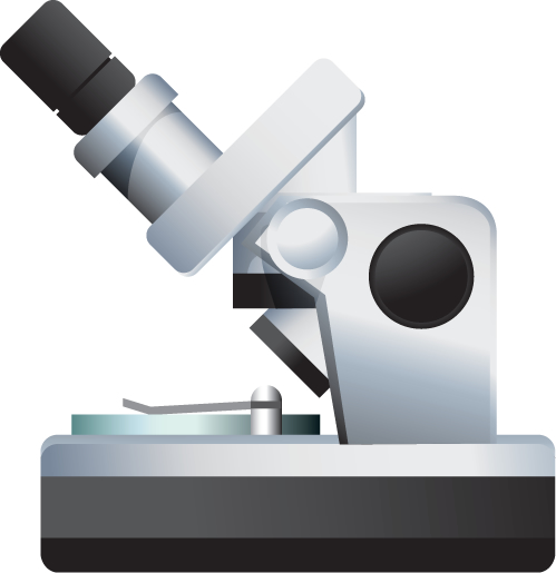 Coloring microscope clipart cliparts and others art inspiration