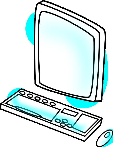 Computer animatedputer clip art free clipart images