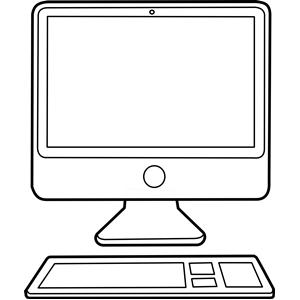 Computer clip art career fair free clipart images 2
