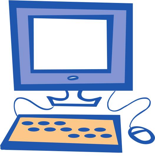 Computer clip art career fair free clipart images 3