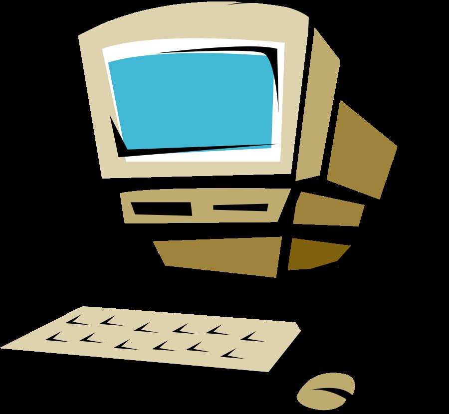 Computer clip art free clipart images
