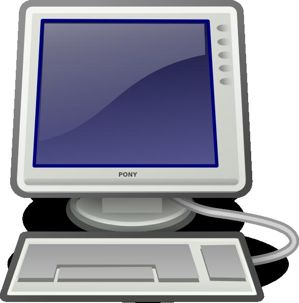 Computer clip art puter download vector clip
