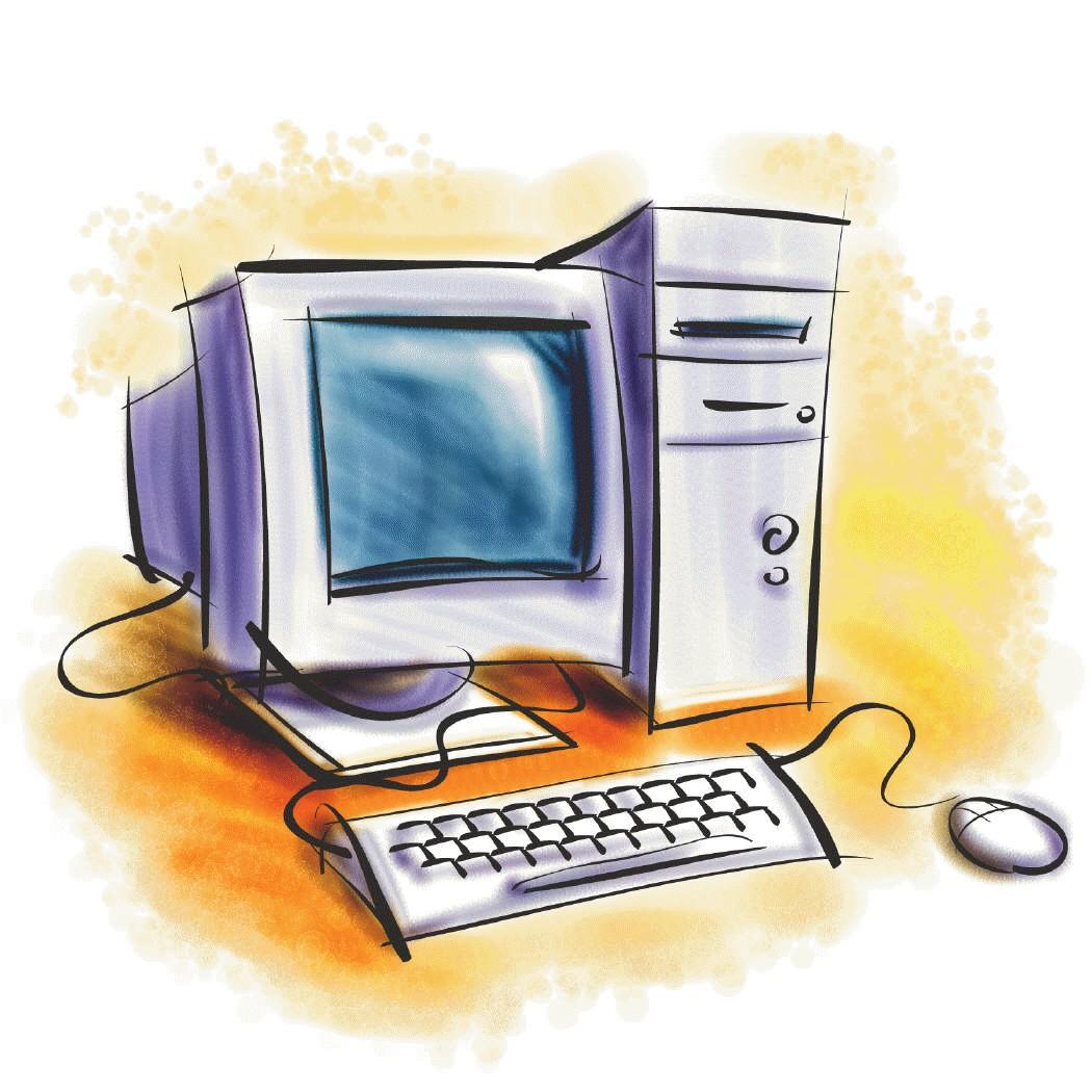 Computer clipart clip art vergilis