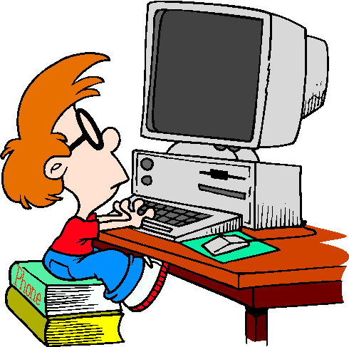 Computer clipart free images 3