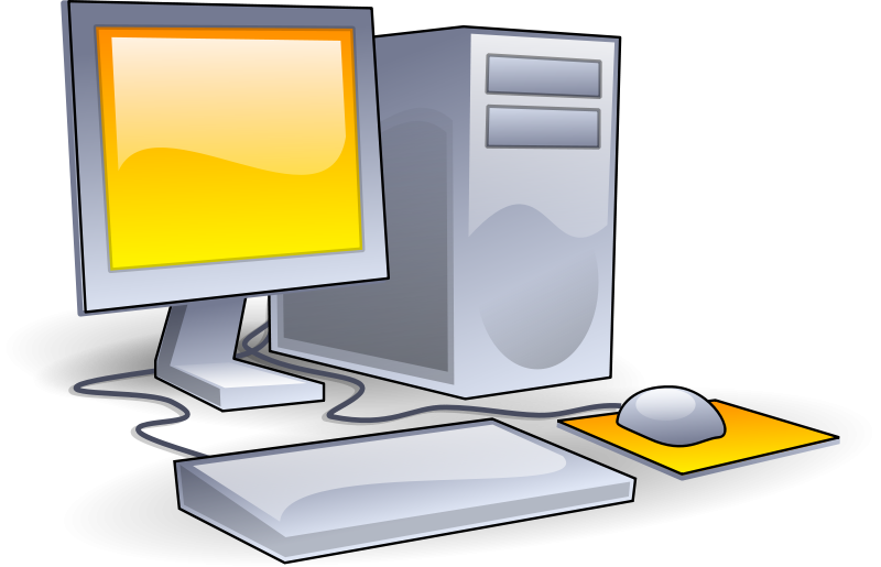 Computer clipart free images