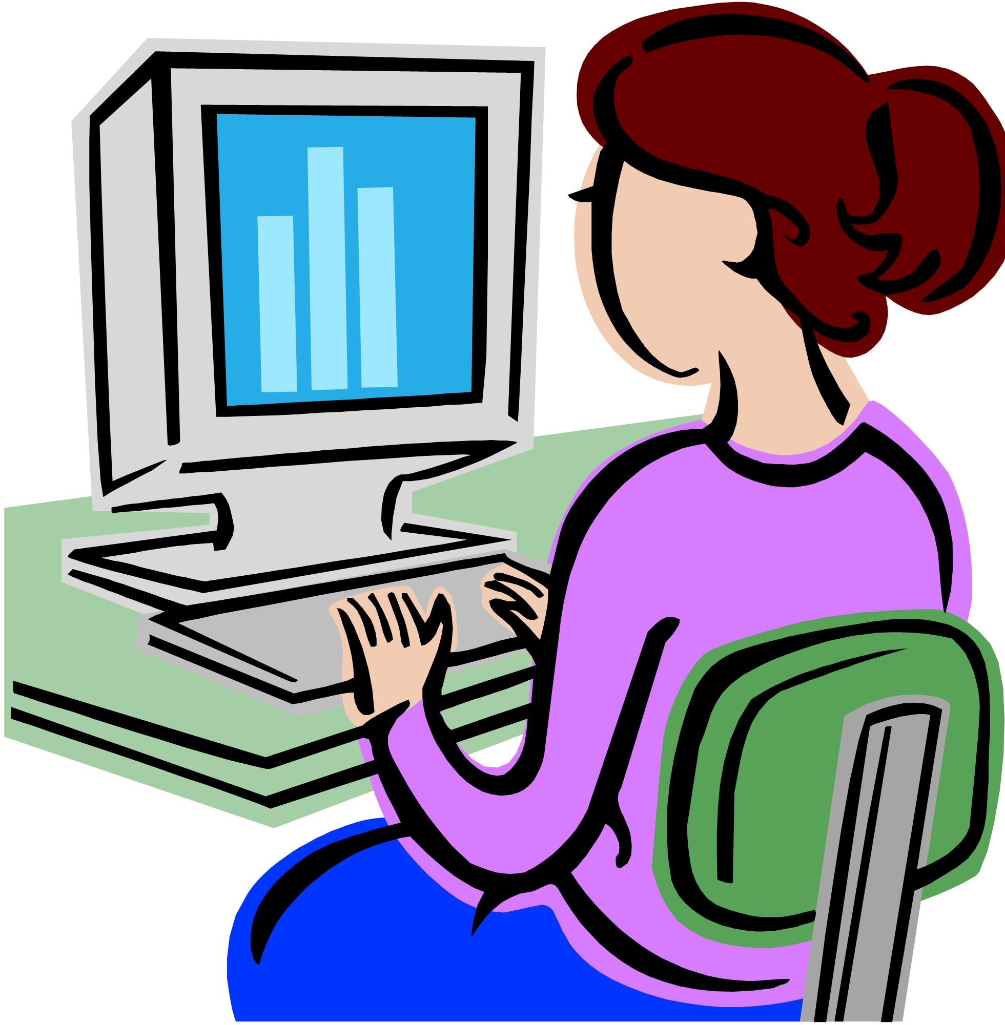 Computer clipartputers getbellhop 2
