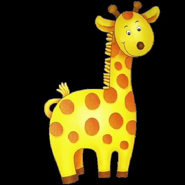 Cute giraffe clipart clipartfest