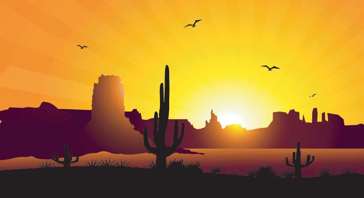 Desert clip art free clipart images 4