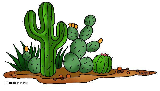 Desert plant clip art clipartfest