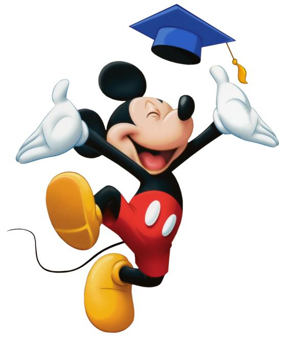 Disney graduation clipart