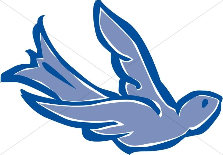 Dove clipart art graphic image sharefaith 8