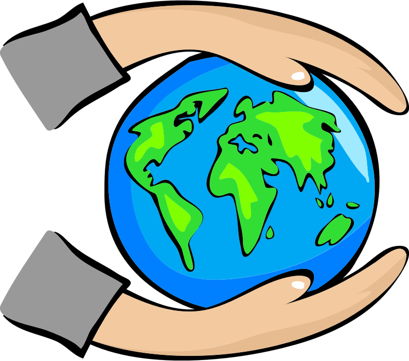 Earth clipart 3