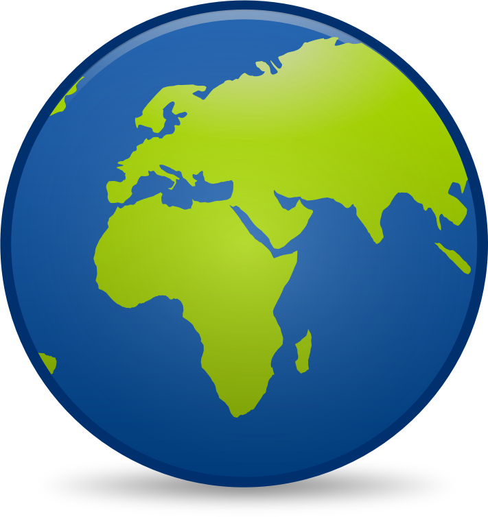 Earth free to use clipart 2