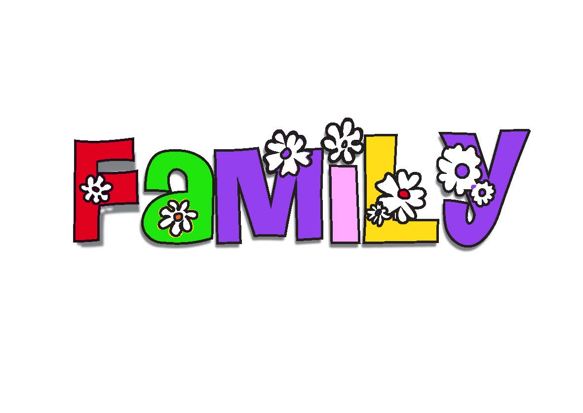 Family clip art animated free clipart images