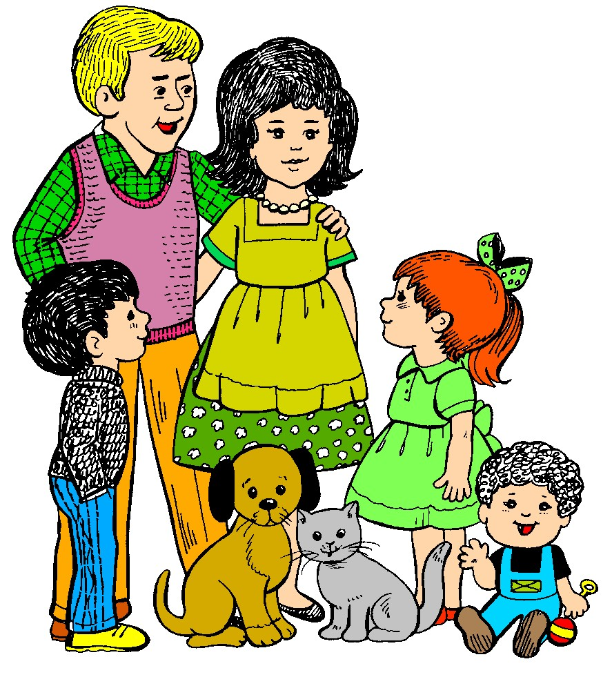 Family clip art free transparent clipart images 2