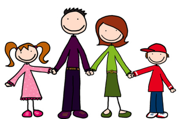 Family clip art free transparent clipart images