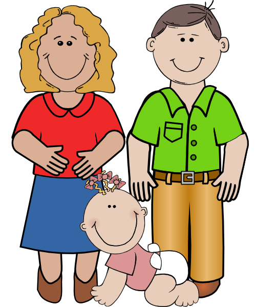 Family clipart 5