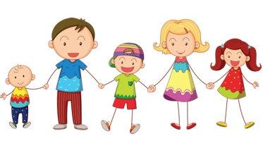 Family clipart idea 2