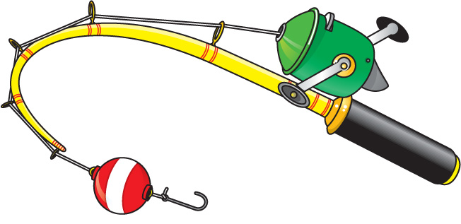 Fishing clip art borders free clipart images 2