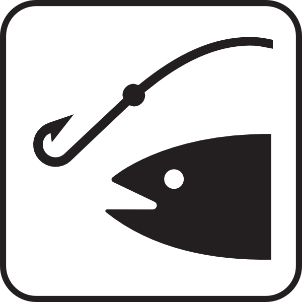 Fishing clip art free clipart images 2