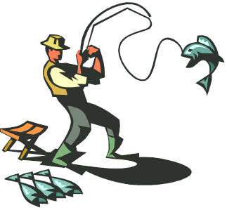 Fishing clip art free clipart images 4