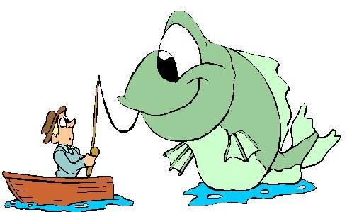 Fishing clip art pictures free clipart images