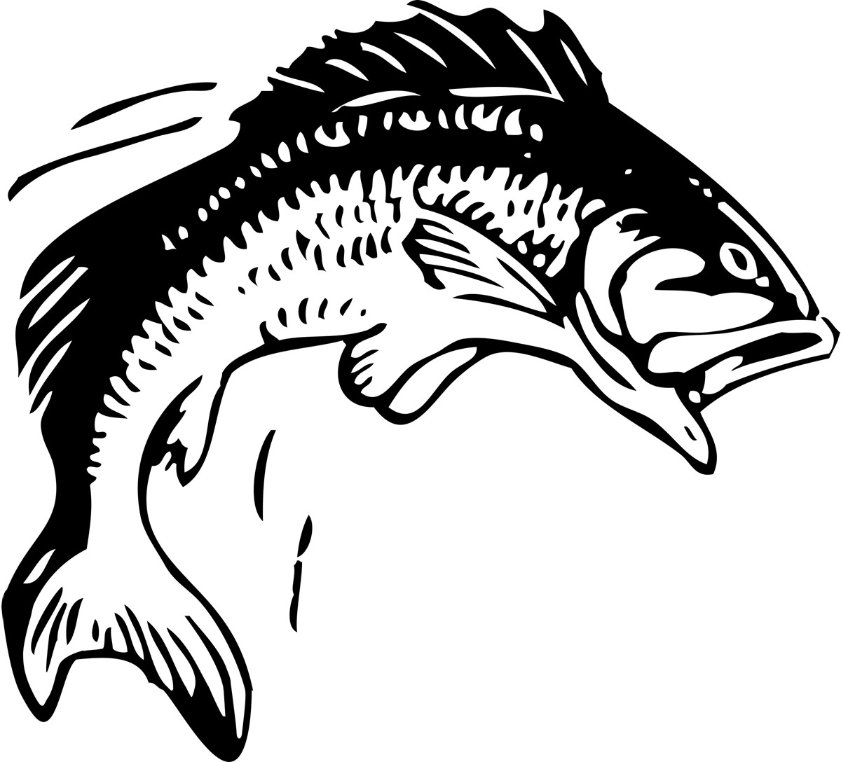 Fishing clipart on clip art fish and fishing 3 2 6