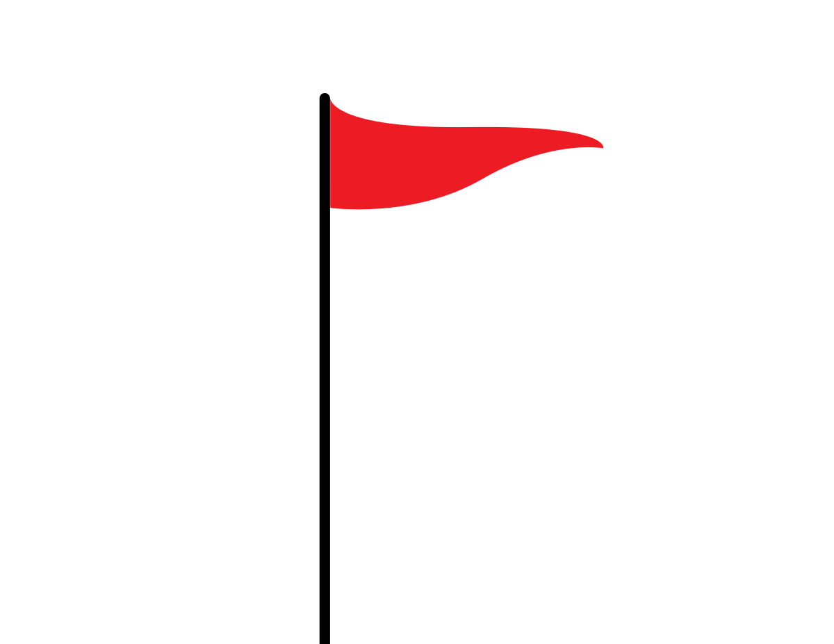 Flag clip art 2