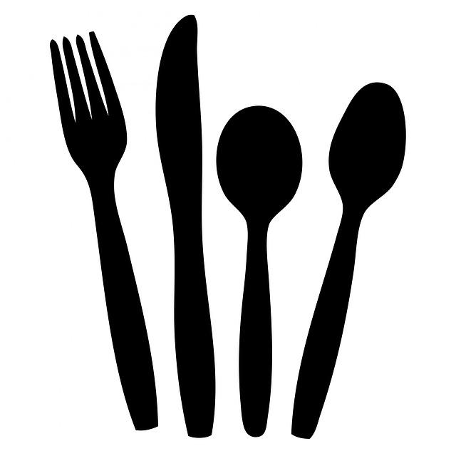 Fork clipart 10