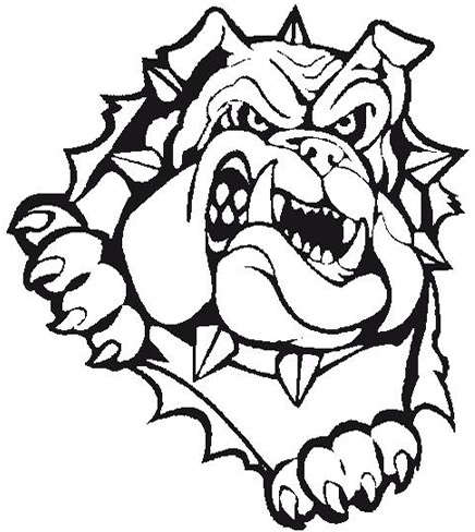 Free bulldog clipart pictures 3