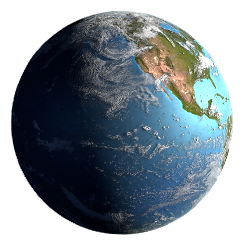Free clipart earth globe clipartfest 2