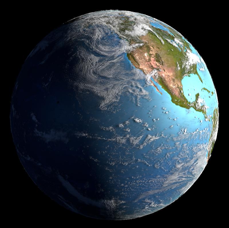Free clipart earth globe clipartfest 2
