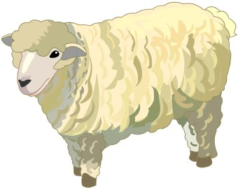 Free clipart pictures of sheep idea