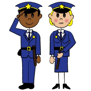 Free police clipart images clipartfest 2