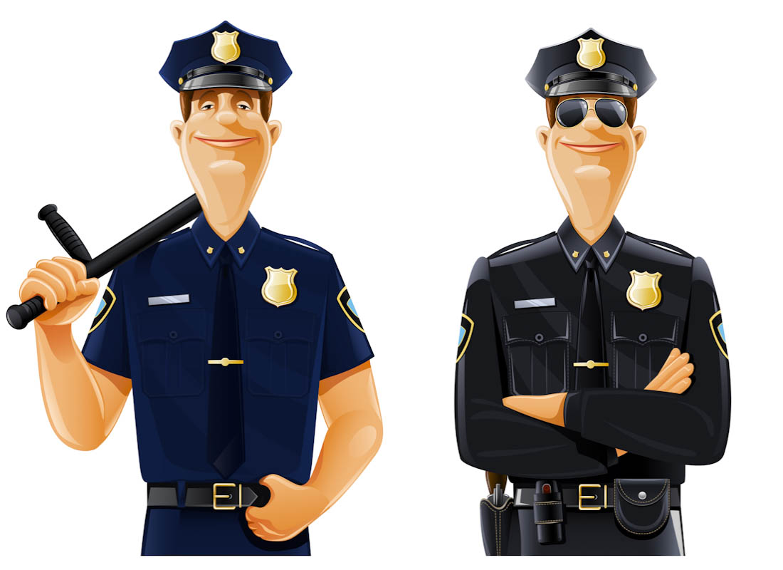 Free police clipart images clipartfest 4