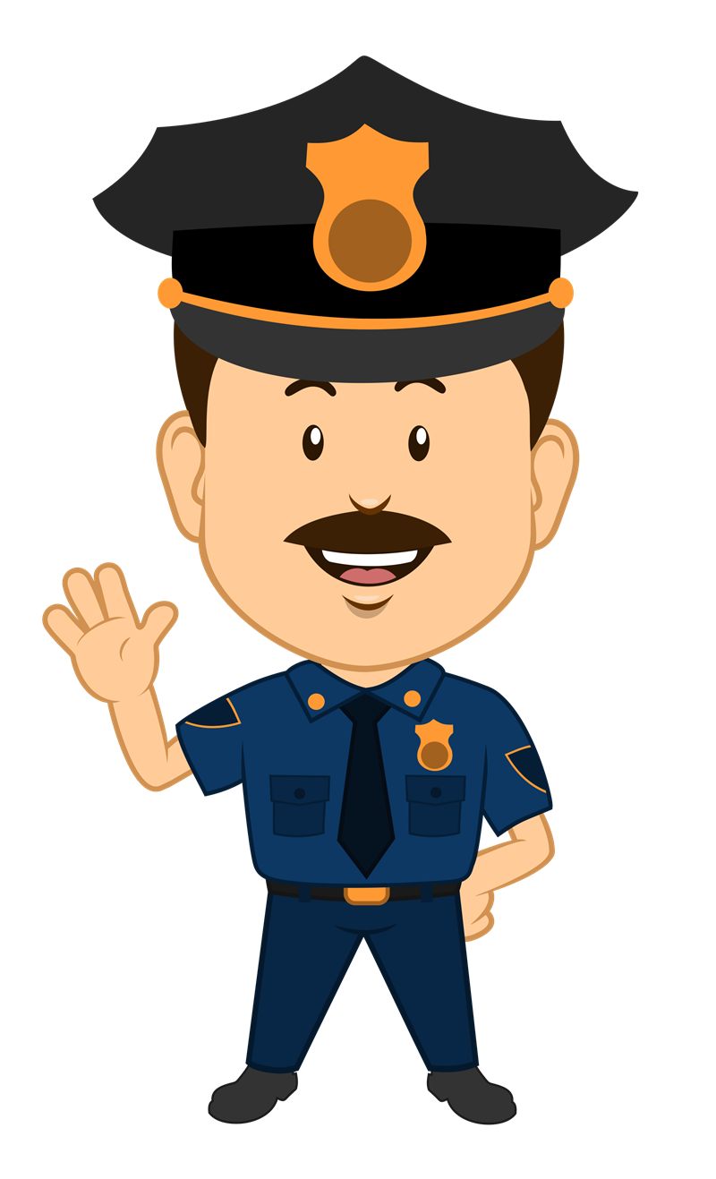 Free police clipart images clipartfest