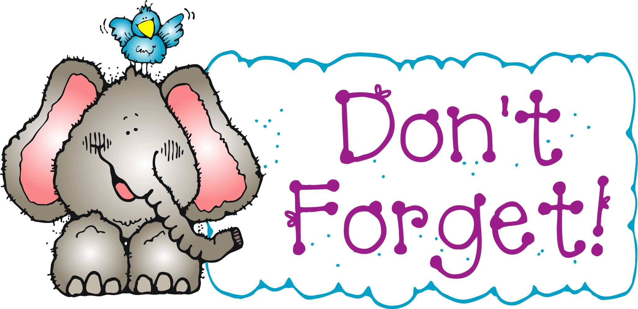 Free reminder clip art pictures 4