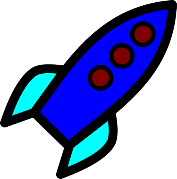 Free rocket clipart image 5 images