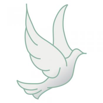 Free wedding doves clipart