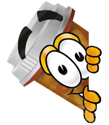 Friendly reminder clip art 2